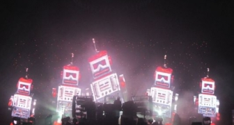 The Chemical Brothers 2011